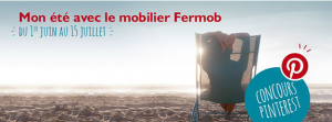 My summer with Fermob - Pinterest competition | BornToBeSocial.com